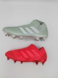Ghete Fotbal Adidas Nemeziz 17+ 360 si Nemeziz 18+360 SG