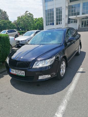Skoda Octavia II facelift