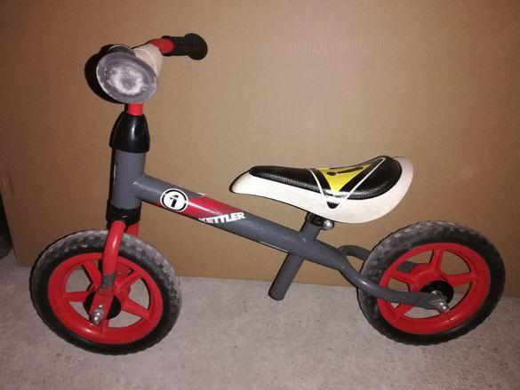 """Кеттлер Велосипед SPEEDY 10"""""""