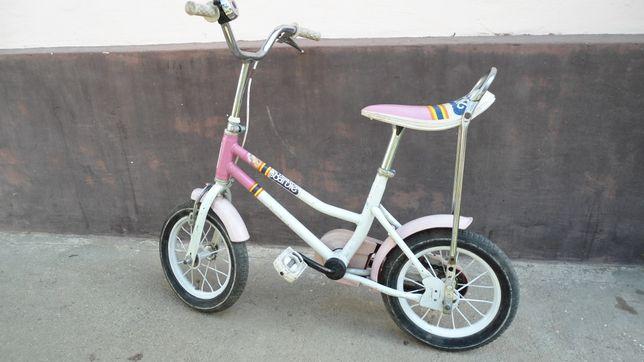 Biciclete : Barbie si Bubbles originale si tricicleta