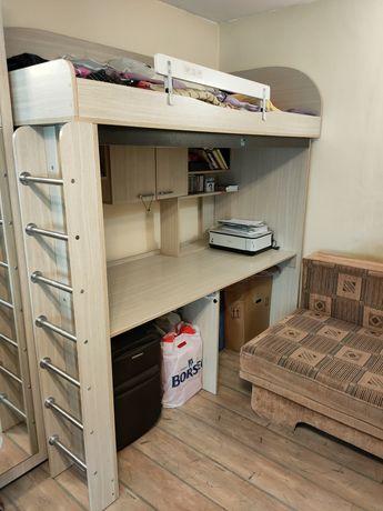 Corp mobilier birou+pat supraetajat
