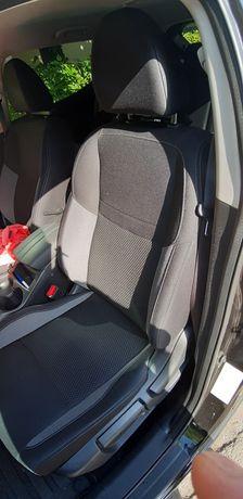 Interior Nissan Qashqai 2018