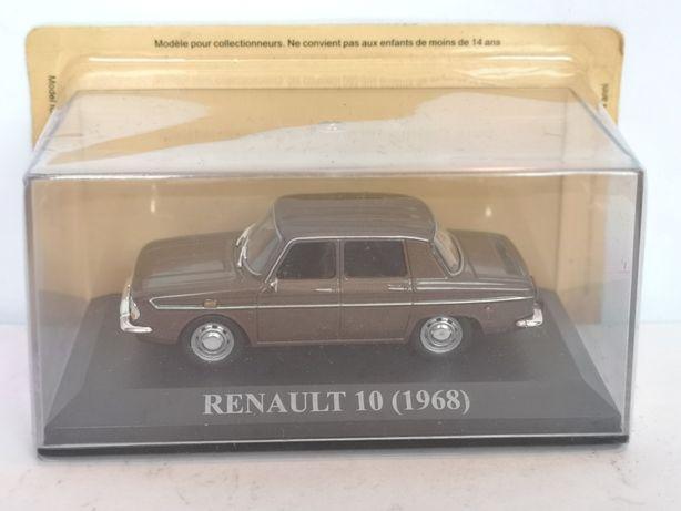 Macheta Renault 10 ( 1968)