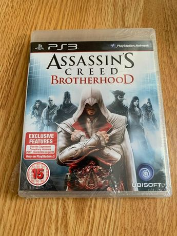 Assassins Creed BrotherHood - PS 3 - Playstation 3 - PS 3