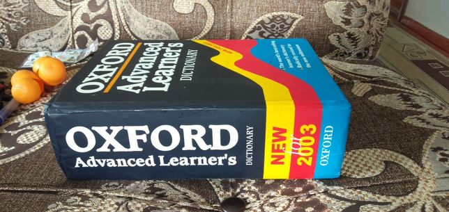 Продам книгу словарь на английском языке Оксфорд толковый словарь