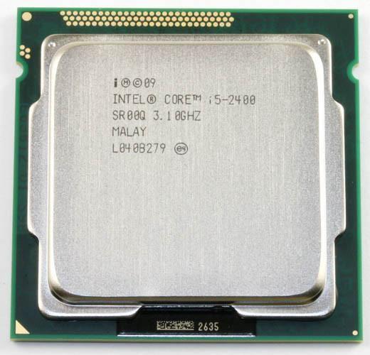 ПРОМОЦИЯ Процесор с гаранция i5 2400 Intel 1155 до 3.4 GHz гр. София - image 1