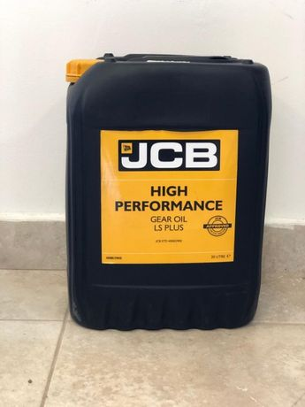 Ulei High Performance Gear Oil LS Plus JCB 20L