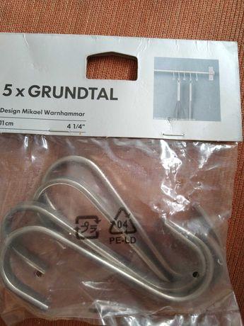 Крючки для подвешивания кухонных приборов на держателе, фирменные IKEA