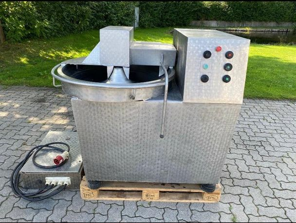 Kutter / cutter carne 50 litri complet inox