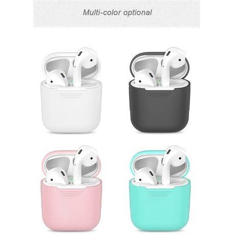 Силиконов протектор за слушалки AirPods/3 Цвята/
