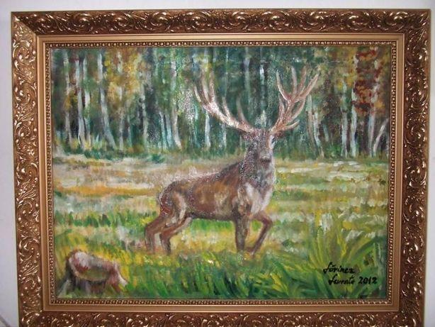 Pictura, decor, interior, tablou, natura