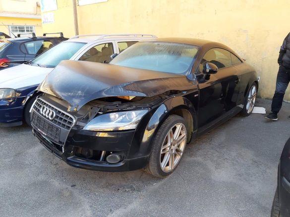 Audi TT 2.0TFSI Sline НА ЧАСТИ