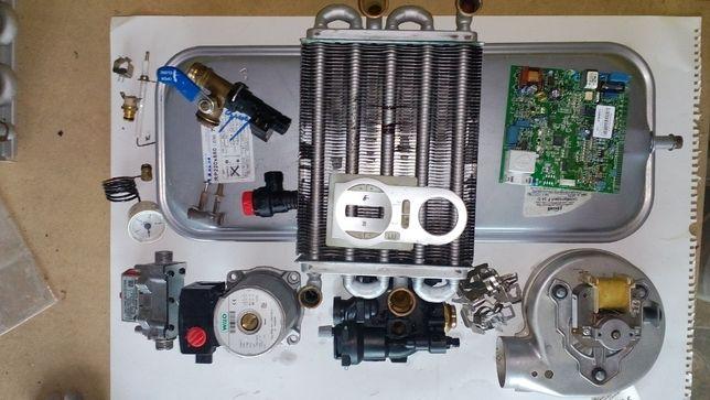 Ferroli Domiproject F24D Fluxostat Ventilator Vas expansiune Pompa