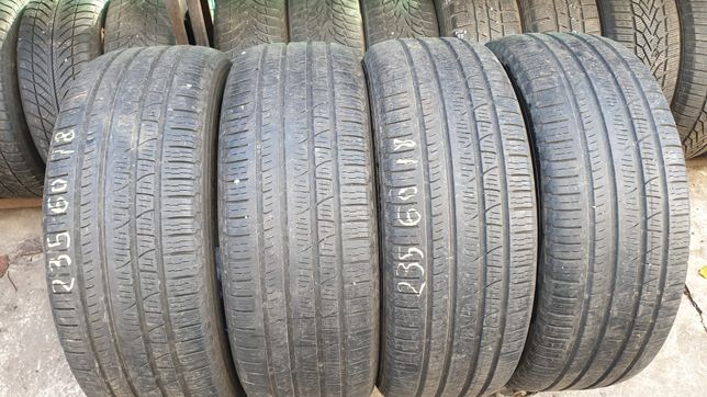 235 60 18 / 235/60R18 Pirelli Scorpion , set 4 buc