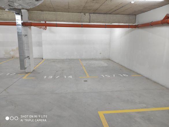 Паркомясто под наем в подземен гараж