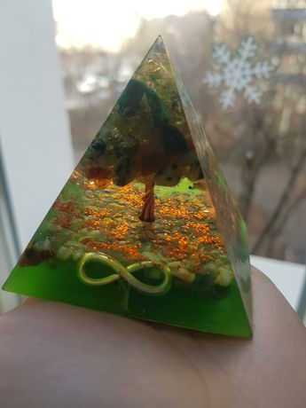 Piramida abundentei - dispozitiv orgonic