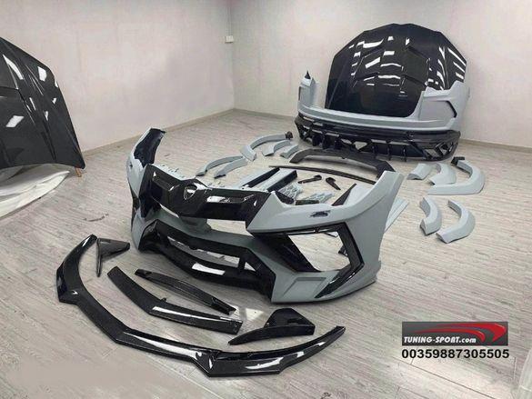 Карбон боди кит + преден Капак за Lamborghini URUS