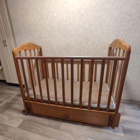 Кроватка детская Берёзка
