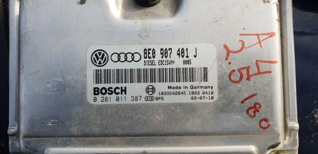 Kit pornire Audi a4 2.5 180 cp BAU