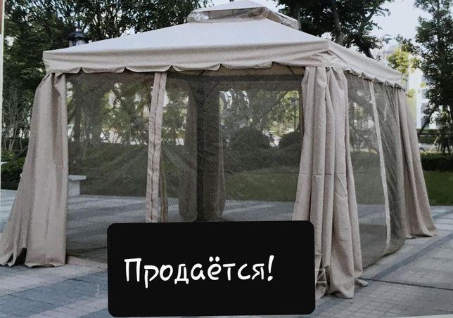 Шатер-палатка,размер 4*4 б/у