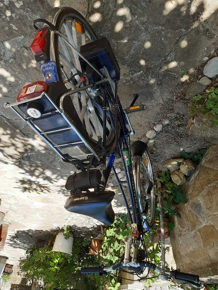 велосипед с мотор