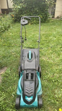 Электрическая газонокосилка