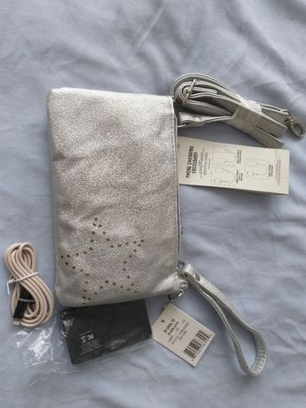 чантичка със зарядно за IPhone