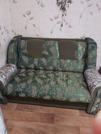 Диван-кровать с рундуком