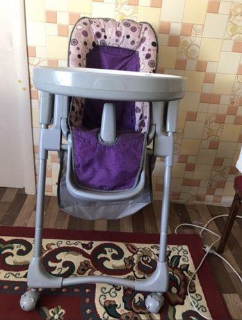 Продам манеж стульчик для кормления