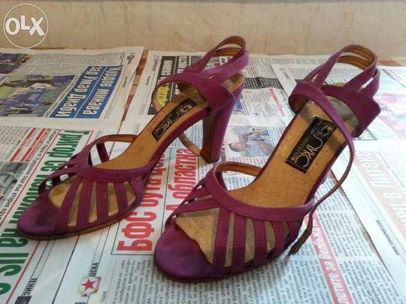 Дамски обувки / сандали на ток