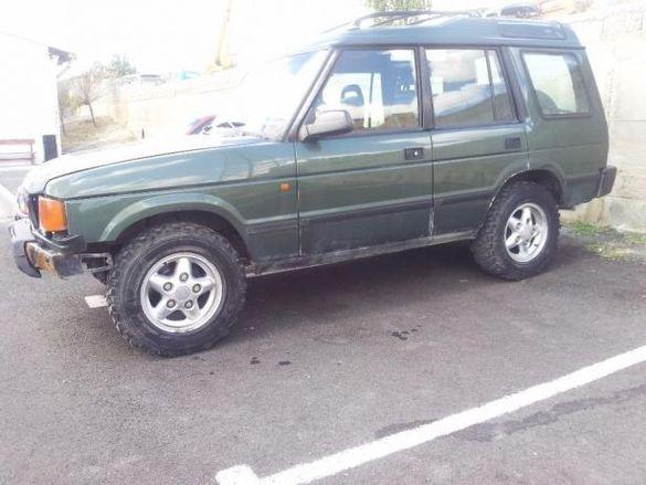 На Части Land Rover Discovery 2.5TDI 300tdi / Ланд Ровър Дискавъри
