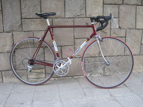 Schauff-шосеен велосипед-РЕТРО