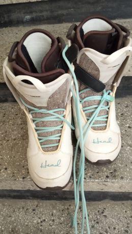 Женски сноуборд обувки и автомати 39