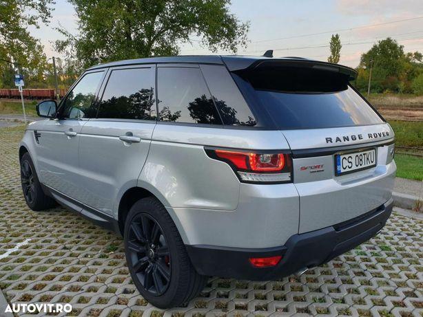 Land Rover Range Rover Sport Land Rover Range Rover Sport 3.0 HSE SDV6 306cv 7 locuri