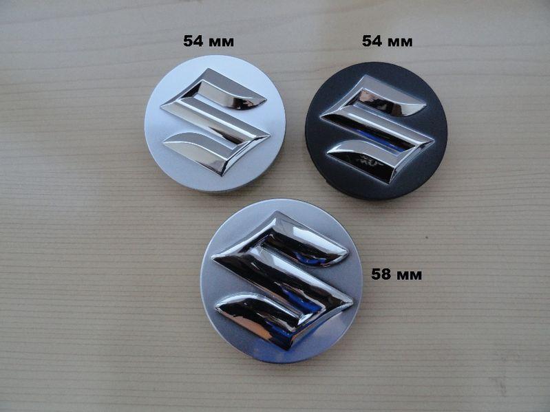 Капачки за джанти Suzuki Сузуки 54 , 58 мм с. Гурбановци - image 1