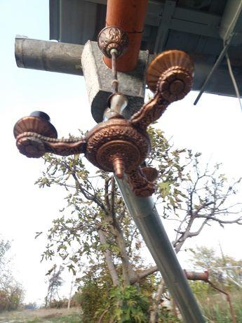Винтидж гравирани полилеи