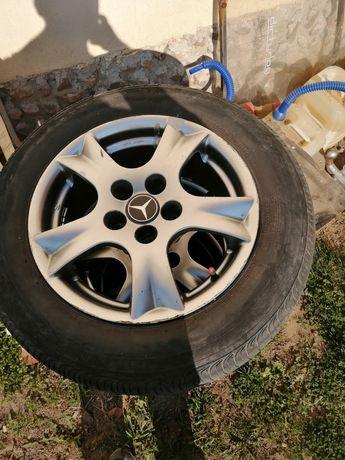 Джанти със гуми за 5x112 15ка