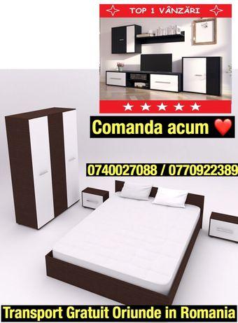 SUPER OFERTA- La achizitionarea dormitorului primesti LIVINGUL GRATUIT