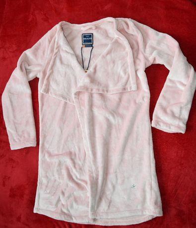 Розово палтенце ново