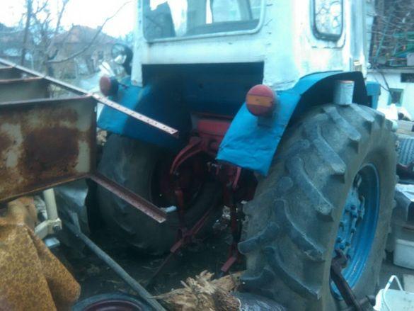 Трактор Владимировец Т40