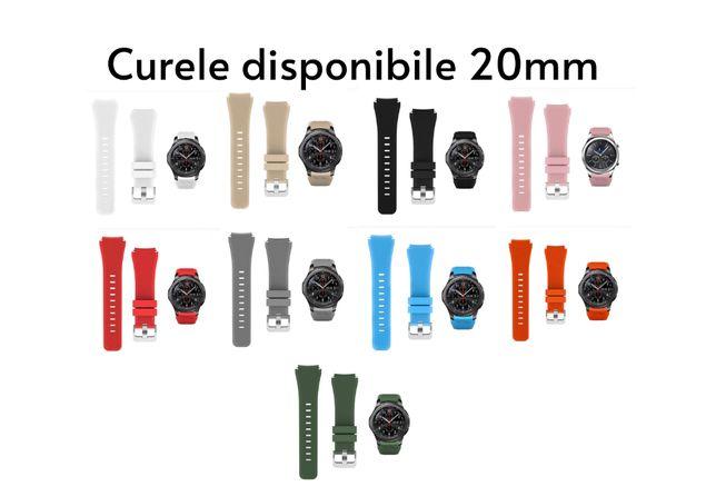 Curea Ceas Smartwatch Samsung Gear Huawei GT Amazfit Bip