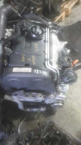 Motor complet vw passat b6 golf 5 2.0 BKD 113.000km