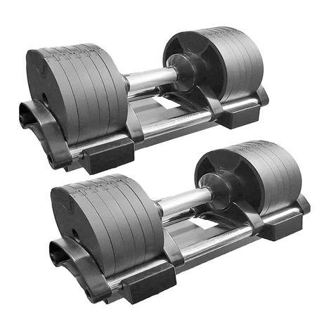 Gantere reglabile ajustabile 4kg-32kg