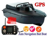 Лодка за захранка със сонар и GPS стар модел