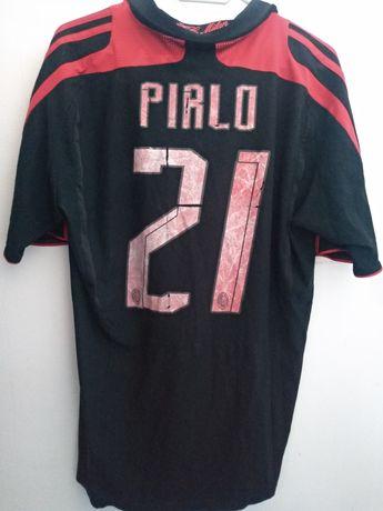 Tricou Fotbal PIRLO AC Milan