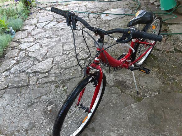 Велосипед със скорости