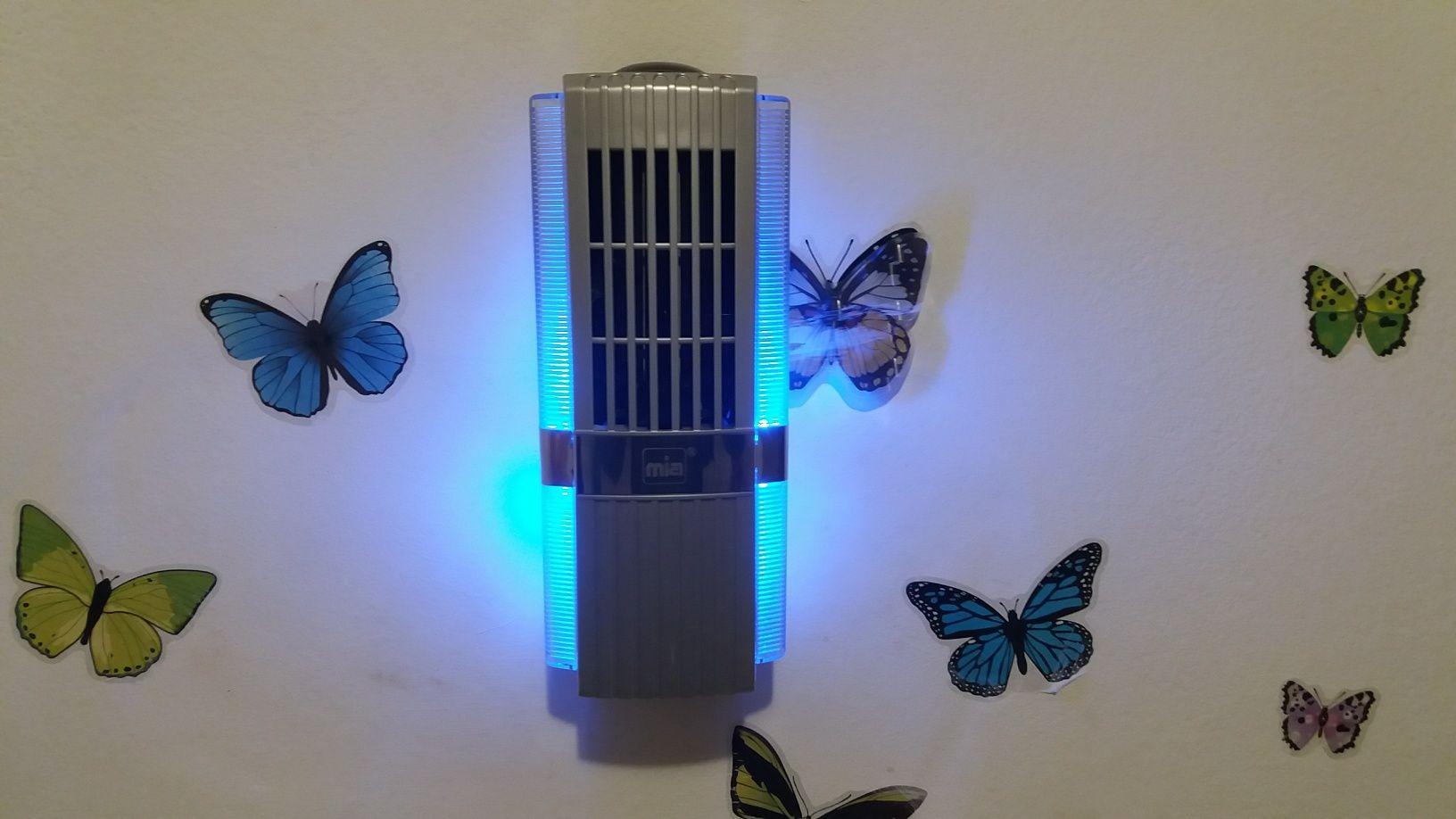 Ionizator MIA cu lumină ambientală