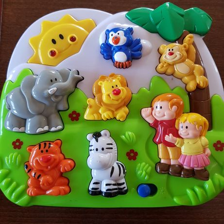 Детска музикална играчка