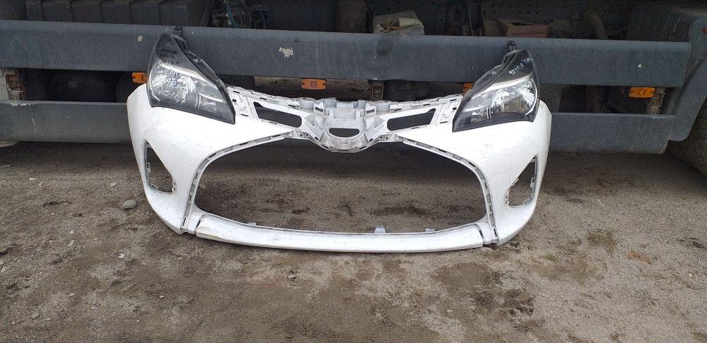 Bara fata spate far faruri Toyota Yaris dupa 2014