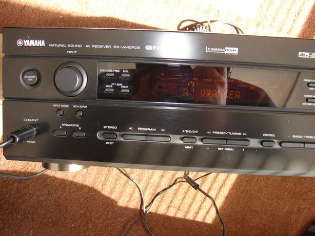 Receiver Yamaha RX-V440RDS(sony,technics,denon,pioneer)